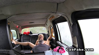 Fake taxi, Blond