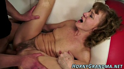 Mature anal, Hairy anal, Old lady
