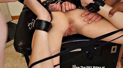 Blindfold, Blindfolded, Sperm, Gangbang amateur, Teen bondage, Sperms