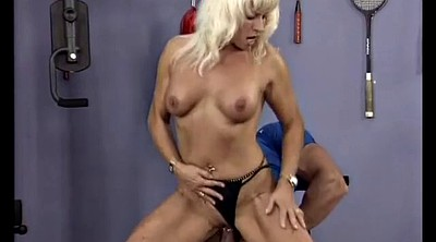 Mother, German, German mature, Muscle milf, Mother in