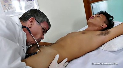 Daddy, Asian anal, Daddy anal, Asian interracial, Asian doctor