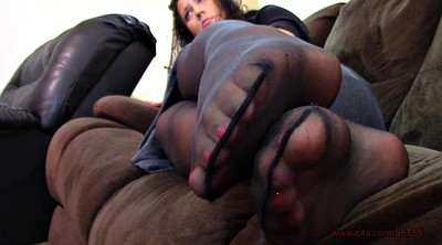 Nylon feet, Nylon foot, Pantyhose foot, Bbw nylon, Pantyhose nylon, Feet fetish