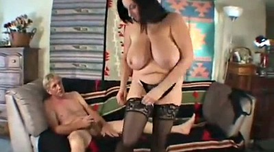 Mature blowjob, Farm