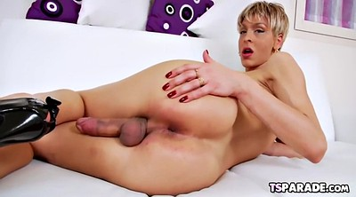 Masturbation, Shemale dildo