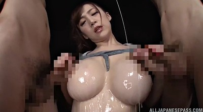 Japanese handjob, Japanese busty, Japanese big, Japanese oil, Japanese double, Japanese threesome