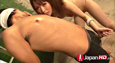 Japanese, Japanese femdom, Asian femdom, Tied up, Asian guy, Mistress t