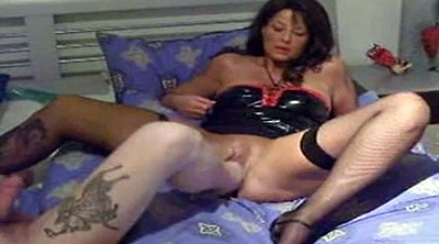 Latex, Fisting mature, Fisting milf