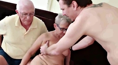 Old couple, Amateur mature couple