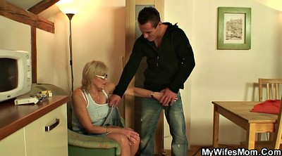 Taboo, Skinny, Cheating, Mother in law, Skinny granny, Skinny mature
