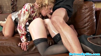 Trio anal, Swapping, Swap