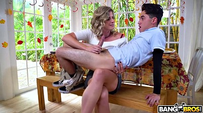 Stepson, Cory chase, Milf stepmom, Housewife