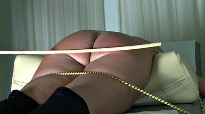 Caning, Waxing