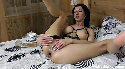 Prolapse, Hot, Anal prolapse, Fisting anal, Anal fist, Anal solo