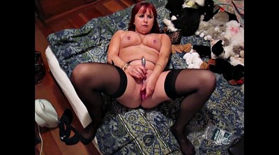 Red milf, Red head