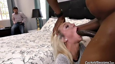 Gagging, Mandingo, Ride, Tiffany, Riding creampie, Cuckold creampie