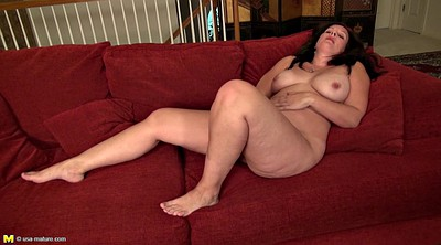 Mature solo, Fat solo, Chubby mature solo