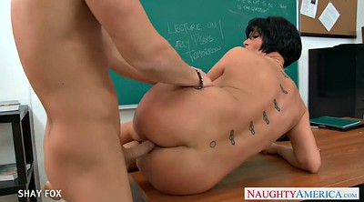 Teacher, Shay fox, Shay