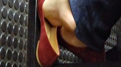 Candid, Subway, Foot sole