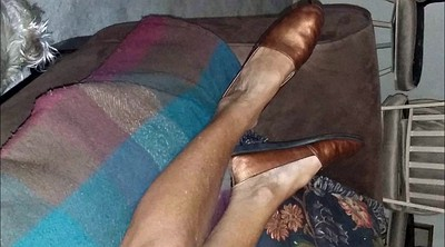 Shoes, Mature foot