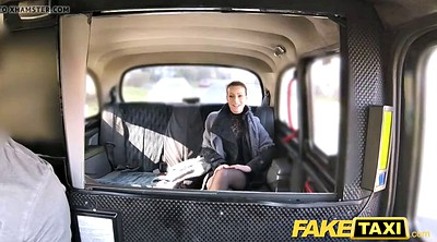 Taxi, Fake tits, Fake taxi, Czech taxi