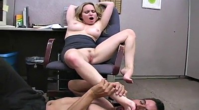 Chubby, Office foot, Aiden starr