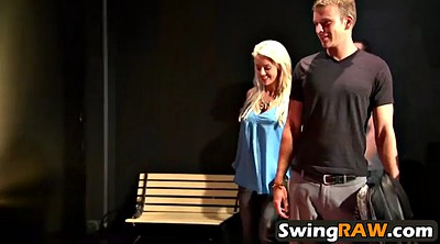 Swingers orgy, Swinger party