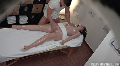 Massage table, Czech massage