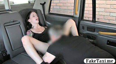 Innocent, Public taxi, In the car