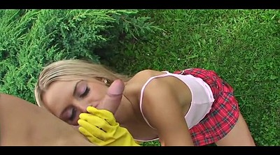 Gloves, Rubber, Glove, Latex glove, Yellow, Gloves handjob