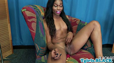 Ebony, Black tranny
