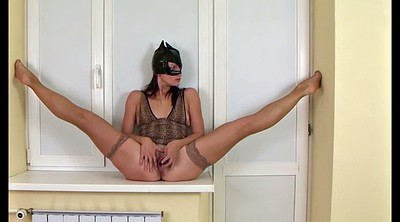 Flexible, Woman, Toys, Dildos