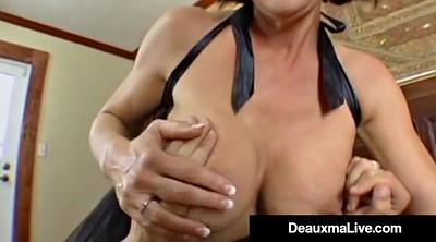 Chubby mature, Anal cougar