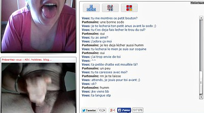 French mature, Mature masturbation, Chatroulette