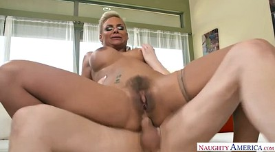 Matures hairy anal