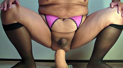 Riding dildo, Monster cock, Monster dildo, Addict