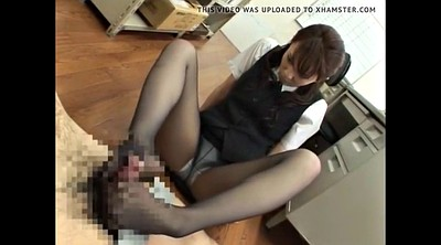 Ebony, Pantyhose sex