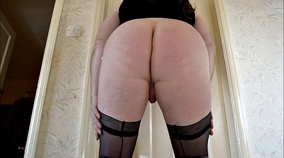 Show, Crossdresser, Stockings solo