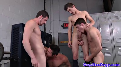 Twink, Anal orgy