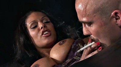 Smoking fetish, Smoking blowjob