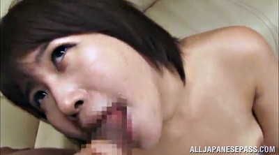Asian handjob, Cum throat, Nature, Cum swallow, Throat cum, Cum deep