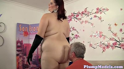 Gloves, Gloved, Faces, Bbw faces