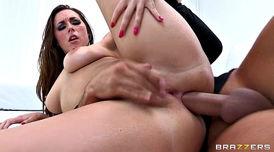 Paige turnah, Paige, Giant, First time anal