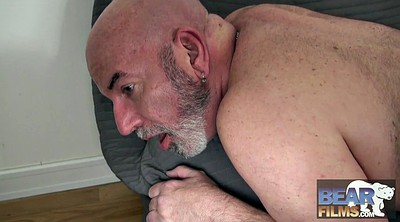 Old and young, Hairy nipples, Dads, Young black, Old daddy, Hairy licking