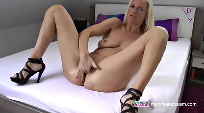 Milf, Moms, Milf solo, Mature solo, Mom solo, German mom