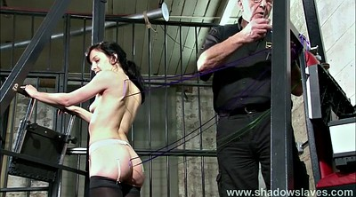 Slave, Needle, Needles, Spanking punishment, Spank punish, Spank punishment