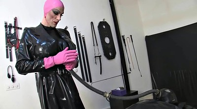 Bizarre, Gloves, Latex toys, Control