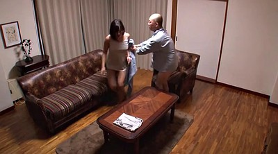 Japanese father, Girls, Japanese daddy, Father, Japanese seduce