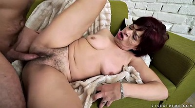 Hairy mature, Eat pussy, Granny pussy lick, Granny hairy