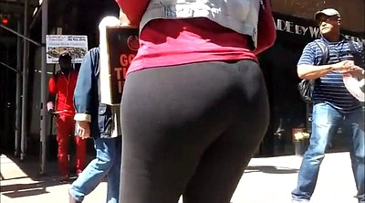 Big booty, Walking, Walk