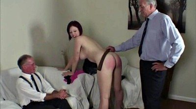 Spank, Young and old, Black old